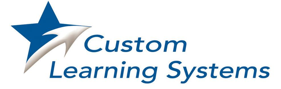 Custom Learning Systems MB Inc Logo